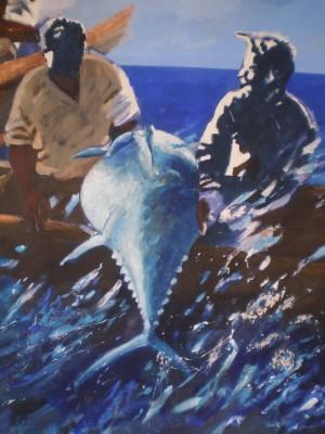Pesca detail