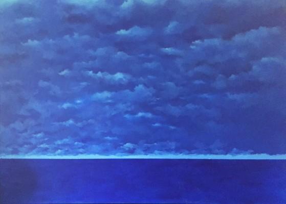 2015. acrylique sur toile. 130cm x 100cm