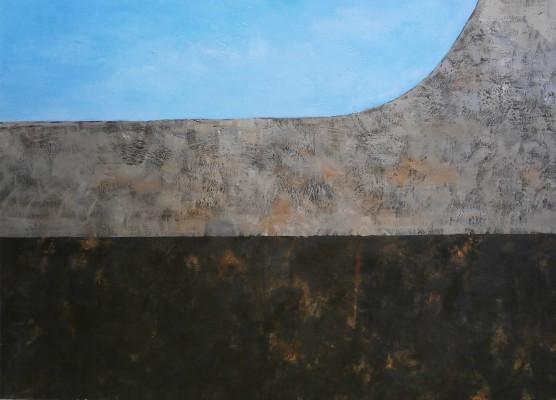 2015, huile sur toile, 98cm x 117cm