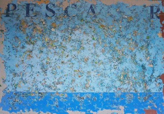 Huile sur toile, 100cm x 70cm, 2007, coll part.