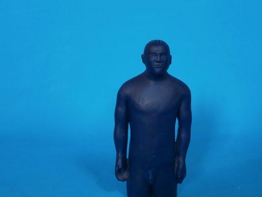 Homme bleu2
