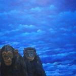 Acylique sur toile, 150cm x 100cm, 2016