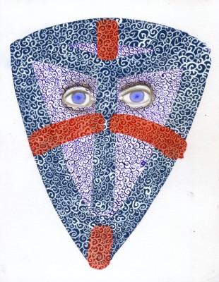 masque bouclier