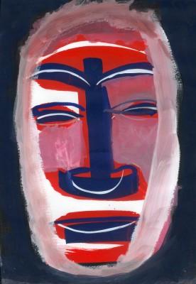 masque de scene
