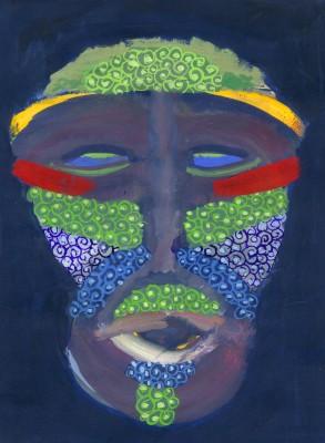 masque ethno 18