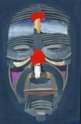 masque ethno 2