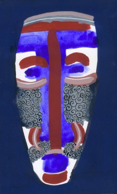 masque ethno 6